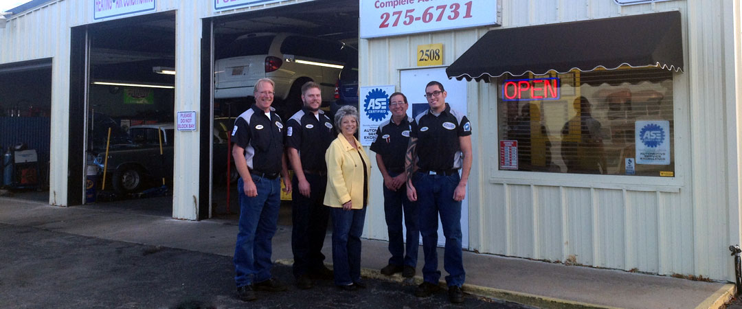 Beeline Automotive's Friendly Staff