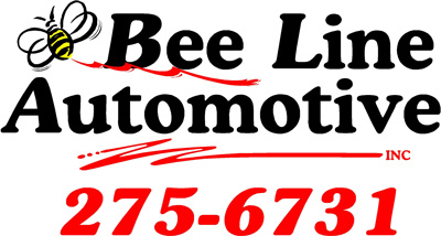 Bee Line Automotive Logo Car Repair Albuquerque, NM